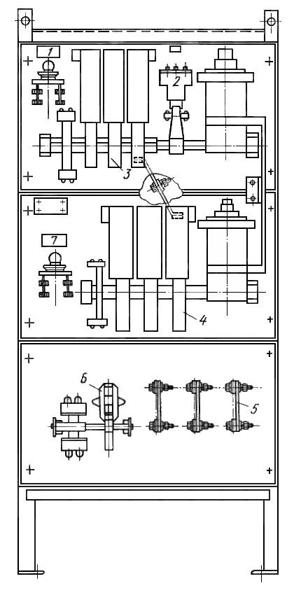 Станция управления ПЭЛ-8701